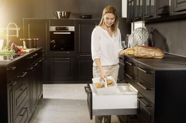 Keep your things smartly organized with right Kitchen Accessories by TEL